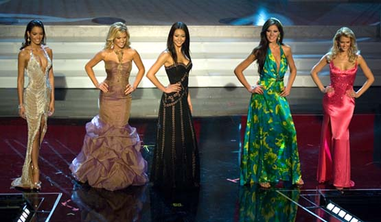 Miss Universe 2006 - Pageantry Magazine Online!